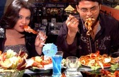 Rs. 40 to avail 40% off on total bill (valid on dine-in and takeaway) at Bawarchi