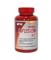 Met-Rx Thermal Infusion XII - 120 Soft Gels
