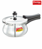 Prestige Deluxe Plus Stainless Steel 4.5 Ltrs Polished Handi PRCKR