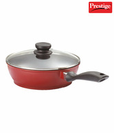 Prestige Omega Aluminium Die-Cast Deep Frying Pan- 240 Mm