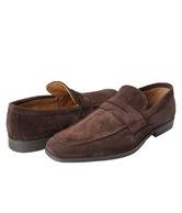 Blanca Stylish Brown Slip-on Shoes