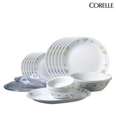 Corelle 14 Pcs Secret Garden Glassware Dinner Set