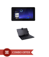 Adcom Tablet PC Apad-707 With Keyboard