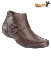Buckaroo Brown Ankle Length Shoes