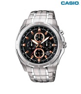 Casio Edifice Multi Dials EF-328D-1A5VDF (ED374) Men's Watch