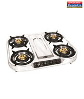 Padmini 4 Burner Cooktop - CS-407