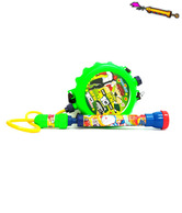 Holi Water Gun With Round Backpack