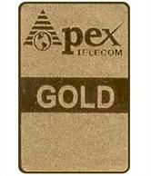 Apex Apex Telecom Gold Anti Radiation Chip
