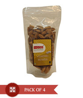 Satvikk Almond Mamra 80G(Pack Of 4)