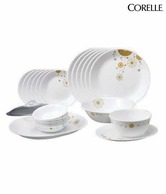 Corelle 21 Pcs Elite Glassware Dinner Set