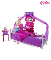 Barbie Bed To Breakfast With Doll