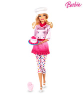 Barbie Sweet Chef Doll
