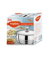 Praylady Durable Dutch Oven With Lid