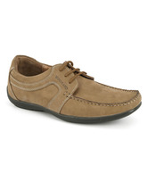 Woodland Active Camel Brown Casual Shoes