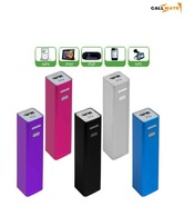 Callmate 2600 MAh Portable Battery With Micro USB Cable