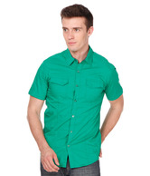 Fort Collins Green Casual Shirt