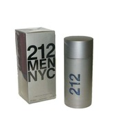Carolina Herrera 212 By Carolina Herrera For Men. Eau De Toilette Spray 3.4-Ounces (Imported)