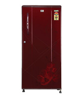 Videocon Single Door VKL205ST RED Direct Cool Refrigerator