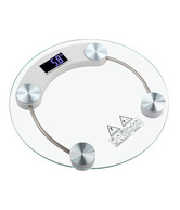 Gadget Hero's Digital Personal Weight Scale Bathroom Glass Weighing Meter Machine Up To 180KG With Backlit LED Display