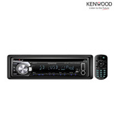 Kenwood -  U4549sd 1 Din Mp3 Player With Aux & Usb