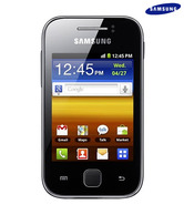 Samsung Galaxy Y - S5360 - Metallic Grey