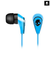 Skullcandy In-Ear 50/50 Shoe Blue W/Mic3 (S2FFFM-063 )