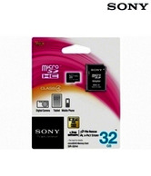 Sony 32GB Micro SD Card With Adapter