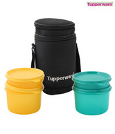 Tupperware Anti-spillage Executive Lunch Set