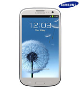 Samsung Galaxy S3 - I9300 32GB (Marble White)
