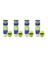 Cosco All Court Tennis Balls (Pack Of 12 Balls)