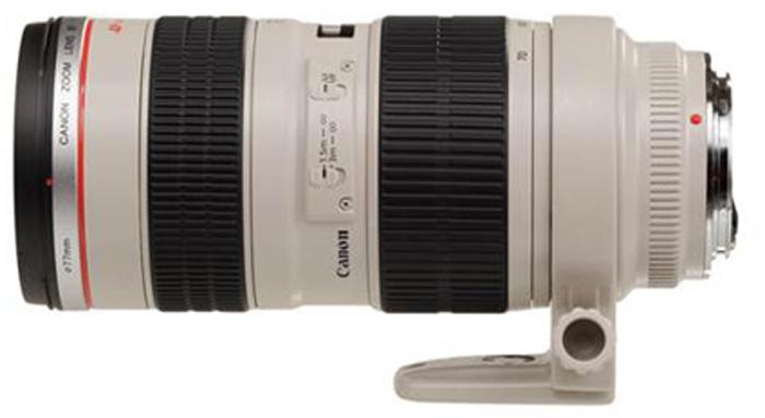 Canon -EF 70-200mm f/2 8L USM Lens