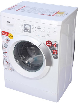 it will utilize all the detergent used for a perfect wash unlike the washers that often end up draining off about 30 percent of the detergent
