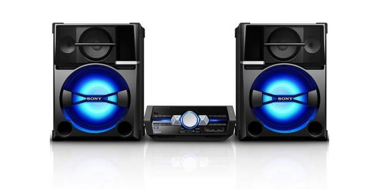 Buy Sony Shake 66d Mini Hi Fi System Online At Best Price In India