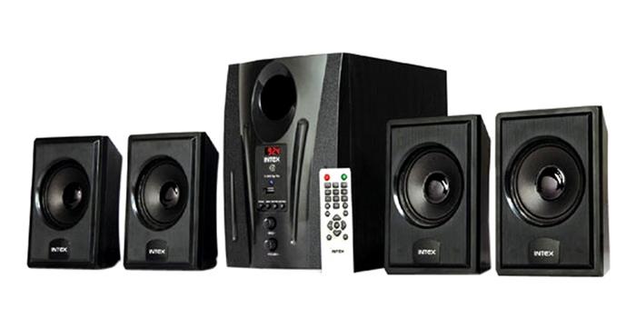 Intex IT-2650 DIGI Plus OS 4.1 Speaker