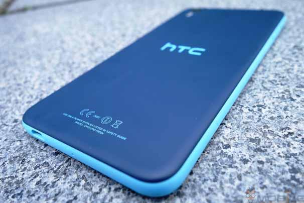 Handy Tasche Schutz Hülle Wallet Case Flip Cover Etui für HTC Desire Eye  Herz
