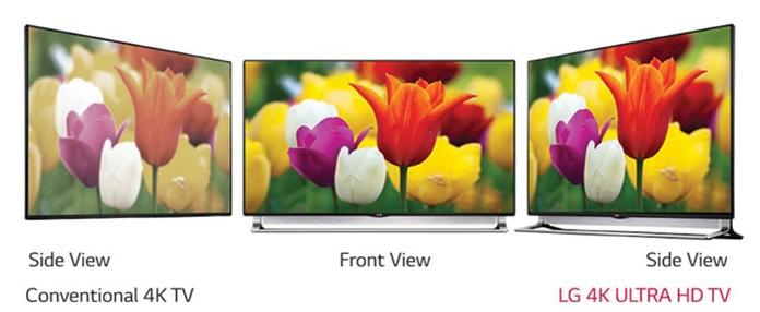 LG 55UB850T 139 7 cm (55) 3D Smart 4K Ultra HD LED Television