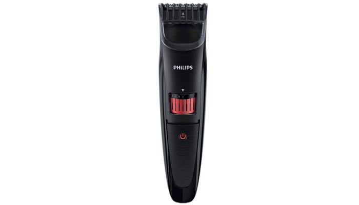 new philips qt4005 15 pro skin advanced trimmer for men black ebay. Black Bedroom Furniture Sets. Home Design Ideas