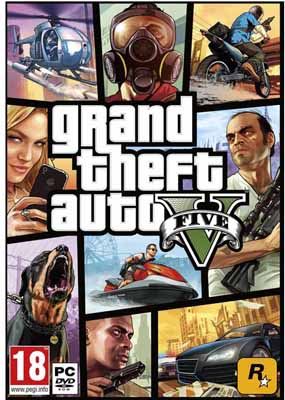 Buy GTA V PC Online at Best Price in India - Snapdeal