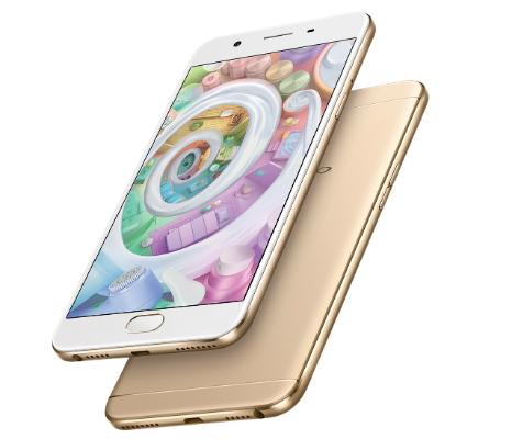 Oppo F1S (Gold, 64GB)