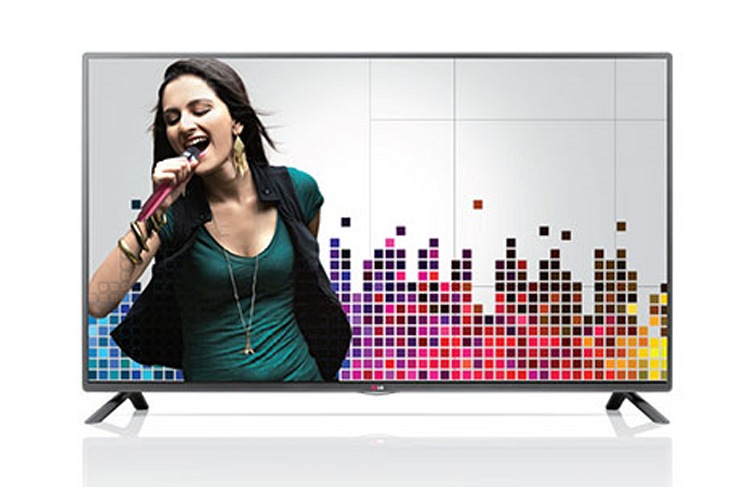 Buy LG 24LB454A 60 cm (24) HD Ready LED Television Online at Best