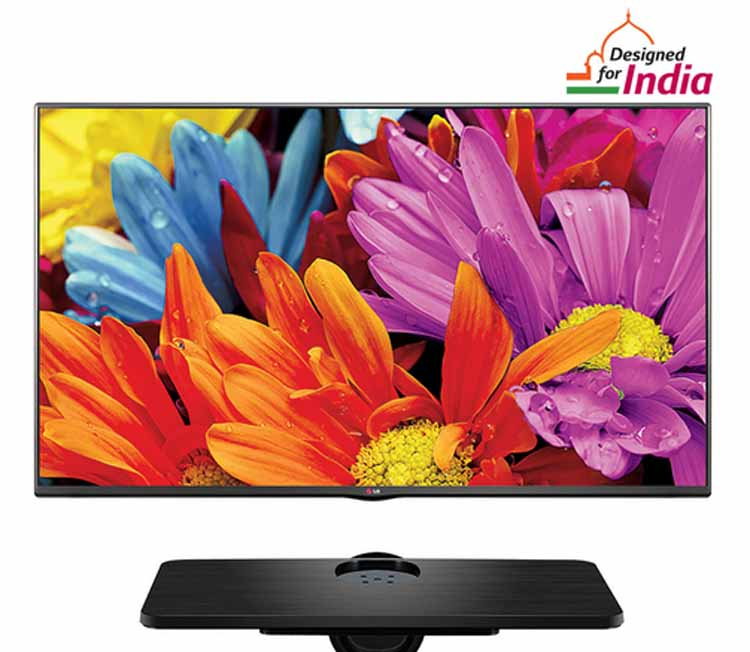 Buy LG 24LB515A 60 cm (24) HD Ready LED Television Online at Best ... 7772b9ee0f4d