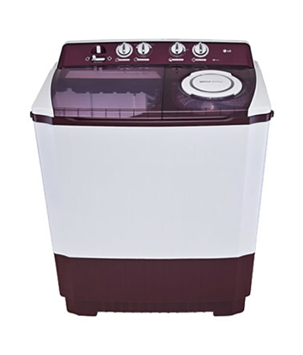Image result for LG 9.5 Kg P1515R3SA Semi-Automatic Top Load Washing Machine (With Rat Away Technology)