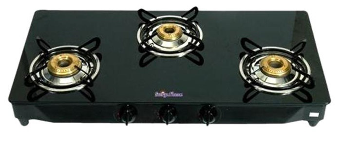 It Is An Appliance Of The Surya Flame Brand That Has Been Known To  Manufacture Trustworthy Merchandises. Sunflame Stainless Steel Gas Stove Is  Accompanied ...