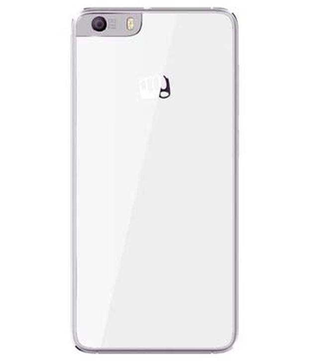 Micromax ( 16GB , 2 GB ) White Silver