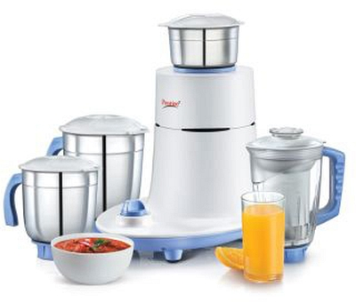 prepare all kinds of healthy food with the help of this mixer grinder in the comfort of your own home prestige is known to be a reliable company for