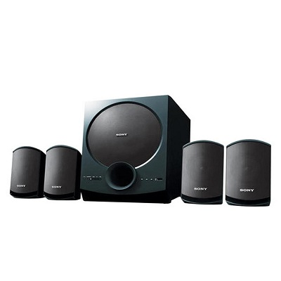 home theater music system. with a maximum output level of 70w, the speaker system offers number connectivity options and will easily connect plethora compatible devices home theater music