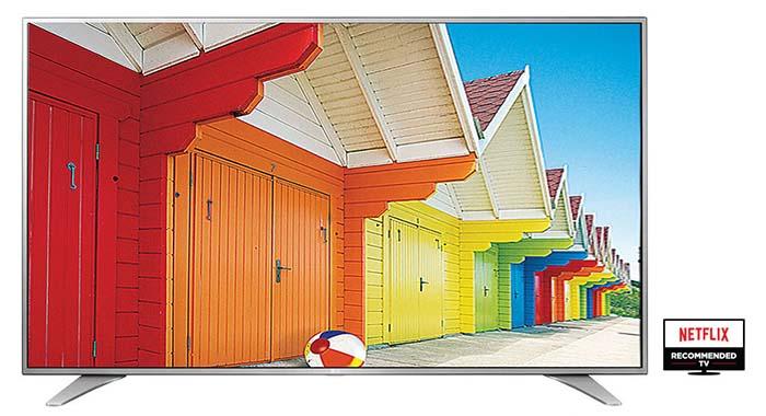 Buy LG 49UH650T 123 cm ( 49 ) Smart Ultra HD (4K) LED