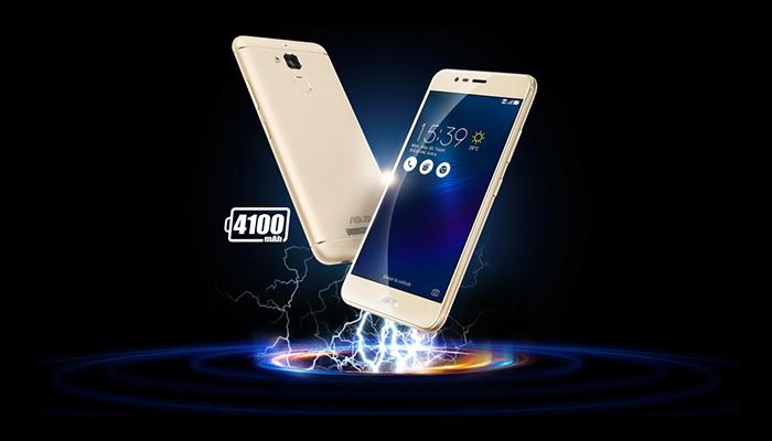 Asus ZenFone 3 Max (Gold, 32GB)