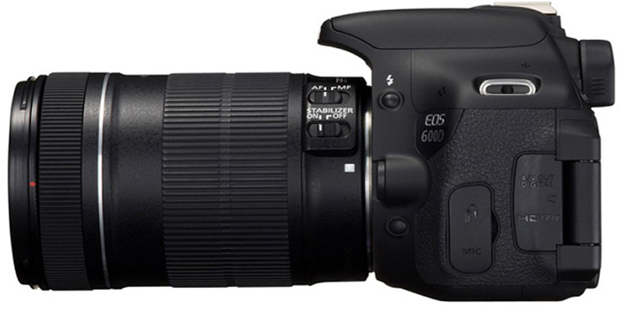 Canon EOS 600D with 18-135mm Lens Price in India- Buy Canon