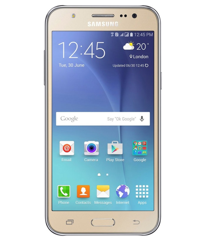 Samsung ( 8GB , 1 GB ) Gold Mobile Phones Online at Low Prices